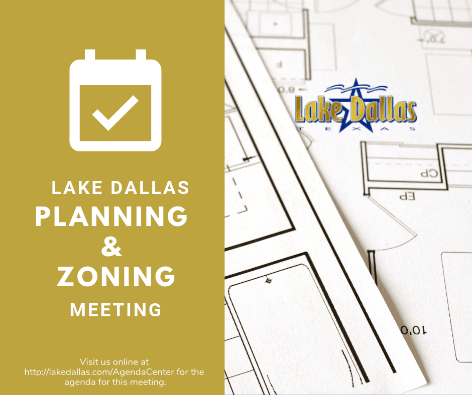 Planning and Zoning Meeting Announcement
