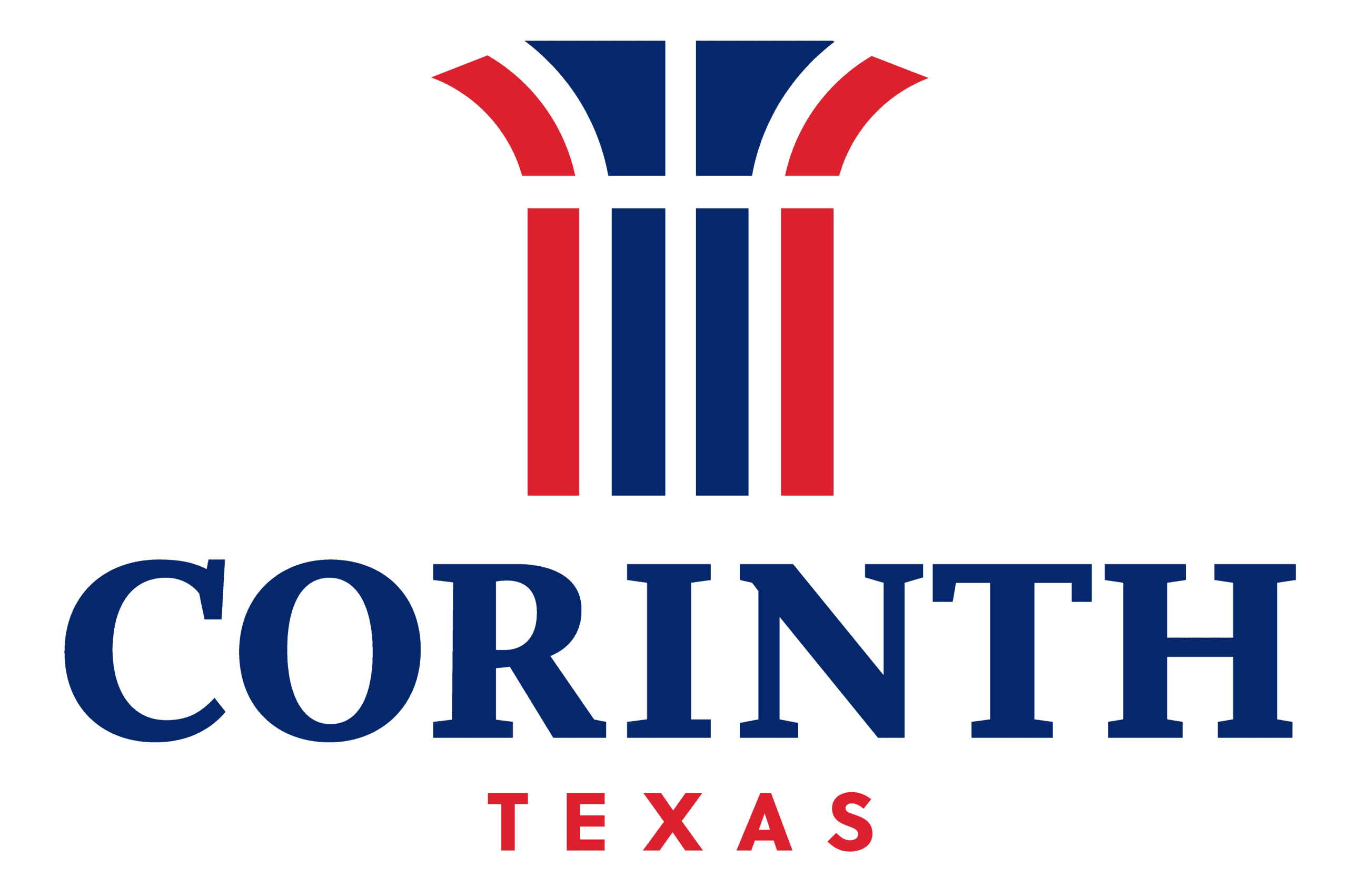 Corinth Primary Logo-two color (002)